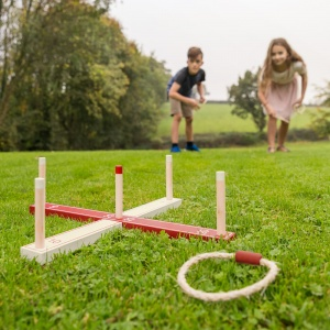 Ring Toss Rope Quoits Garden Game